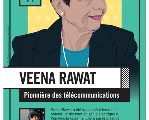 Image Poster Français Veena Rawat