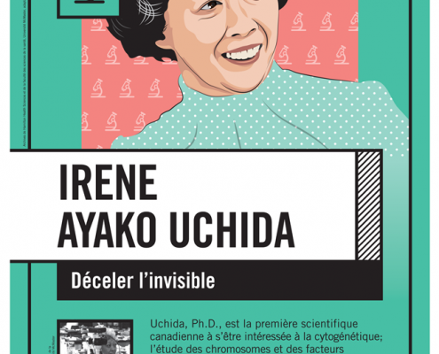Image Affiche Français Irene Ayako Uchida