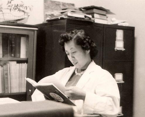 Dr. Irene Uchida - Hospital of Sick Children, ca. 1950s