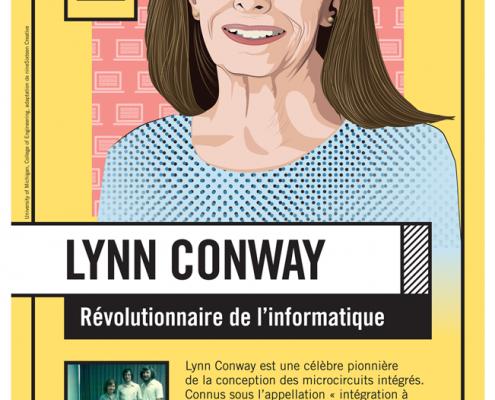 Image Poster Français Lynn Conway