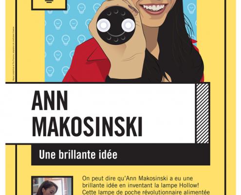 Image Affiche Français Ann Makosinski