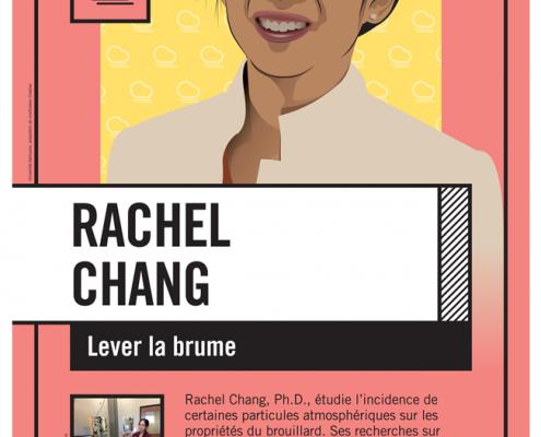 Image Affiche Francais Rachel Chang